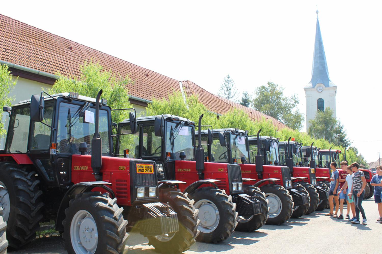 Sok pénzhez jutnak székelyföldi gazdálkodók